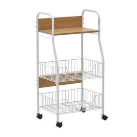 image-Hillyer 80cm 3 Shelf Shelving Unit