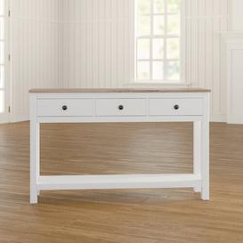 image-Bluebird Console Table Three Posts