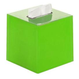 image-Picard Tissue Box Cover Mercury Row Finish: Green