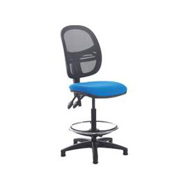 image-Vantage Mesh Back Draughtsmans Chair