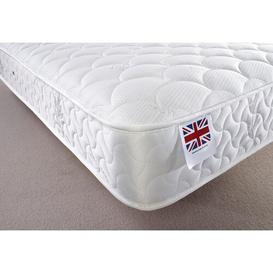 image-Memory Foam Mattress Symple Stuff Size: Small Single (2'6)