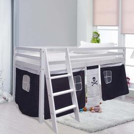 image-Leong Single Mid Sleeper Bed Isabelle & Max