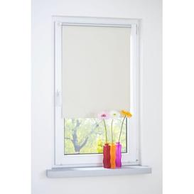 image-Blackout Roller Blind Symple Stuff Size: 45cm W x 150cm L, Colour: Cream