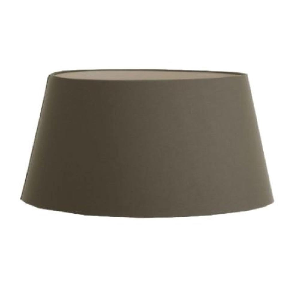 image-RV Astley Soft Brown Oval Shade