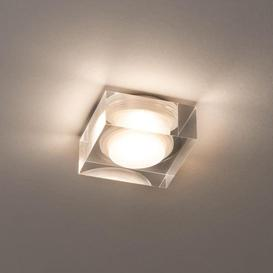 image-Astro 5695 Vancouver 45 Square LED Flush Bathroom Ceiling Light
