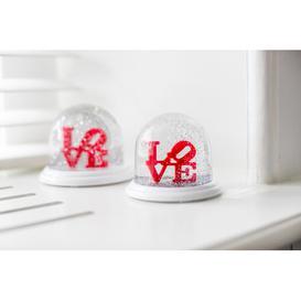 image-Love Snow Globe Koziol