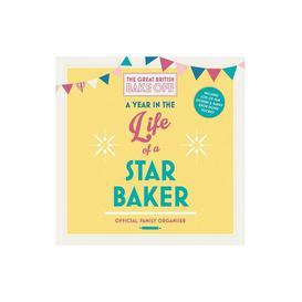 image-Great British Bake Off Family Organiser 2021