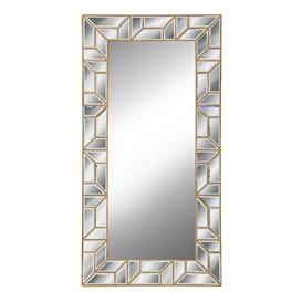 image-Justice Leaner Mirror Canora Grey