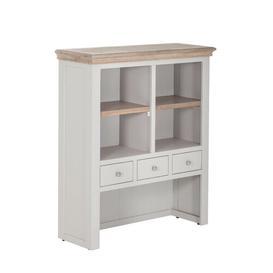 image-Burdette Display Cabinet Brambly Cottage