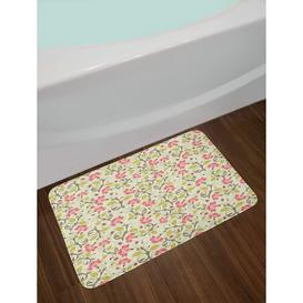 image-Clethra Rectangle Bath Mat Brayden Studio