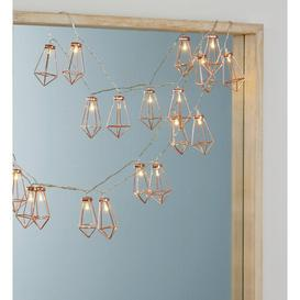 image-Richelle Diamond LED Novelty String Lights Norden Home