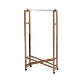 image-78cm Wide Clothes Rail Symple Stuff
