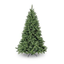image-Kateson Fir Artificial Christmas Tree Snowtime