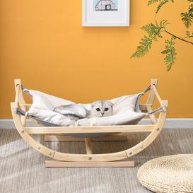image-Teressa Specialty Cat Bed Archie & Oscar Colour: Cream