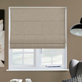 image-Ambassador Room Darkening Roman Blinds Symple Stuff Size: 160cm W x 160cm L