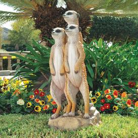 image-The Meerkat Gang Statue Design Toscano