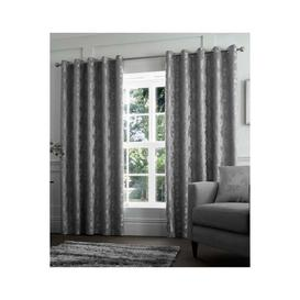 image-Romolo Lined Eyelet Curtains
