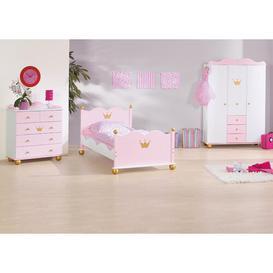 image-3-Piece Prinzessin Karolin Bedroom Set Pinolino