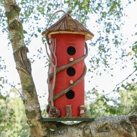 image-Serin Three Tier Birdhouse