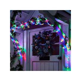 image-Led Multi-Coloured 5M Outdoor Christmas Rope Light