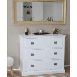 image-Marley 3 Drawer Chest August Grove