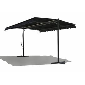 image-Goodson 4m W x 3m D Pergola Sol 72 Outdoor Colour: Black