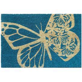 image-Gunnar Butterfly Doormat Brayden Studio