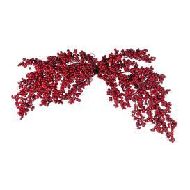image-AMARA Christmas - Berry Garland - Red/White