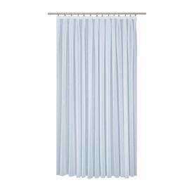 image-Payne Pinch Pleat Semi Sheer Curtains Mercury Row Size: 245cm L x 450cm W