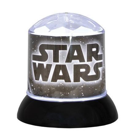 image-Disney Star Wars Projector Night Light Black