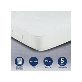 image-Fogarty Eco Orthopedic 1000 Pocket Mattress White