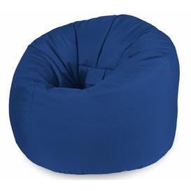 image-Bean Bag Lounger Mercury Row Colour: Blue