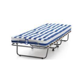 image-Arezzo Folding Bed - Serene Furnishings