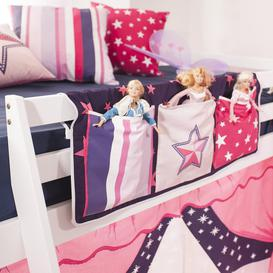 image-Bed Tidy in Showtime Design with Pockets Bed Organiser