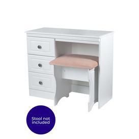 image-Loire 3 Drawer Vanity Unit - Ready Assembled