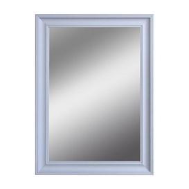 image-Impressionist Over Mantle Mirror Grey