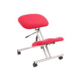 image-Malmo Kneeling Chair Silver Frame, Belize