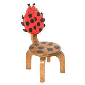 image-Ladybird Children's Novelty Chair Just Kids