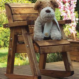 image-Charles Taylor Little Fella's Kids Rocker Chair