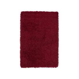 image-Asiatic Carpets Cascade Table Tufted Rug Ruby - 200 x 300cm