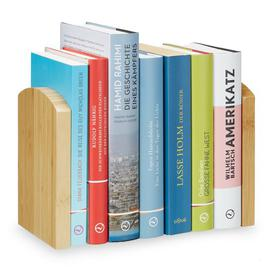 image-Bookends Natur Pur