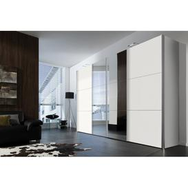 image-Mueller 4 Door Sliding Wardrobe Ebern Designs