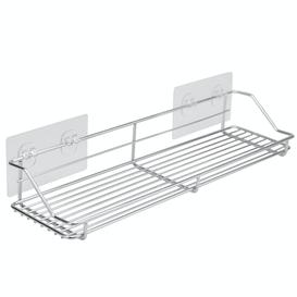 image-Adhesive Shower Caddy - M&w