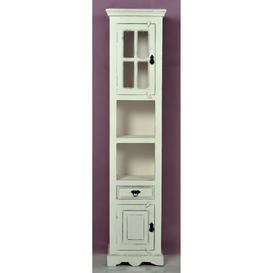 image-Crosier Free Standing Tall Bathroom Cabinet