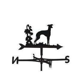 image-Weathervane in Italian Greyhound Design - Large (Traditional)