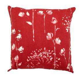 image-Hermitage Renaissance Rouge Scatter Cushion Ebern Designs Size: 45 x 45cm