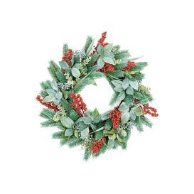 image-Luxury Christmas Berry Wreath