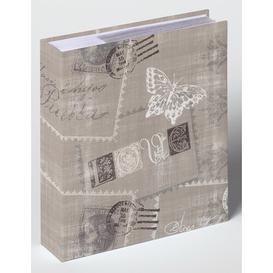image-Photo Album Brambly Cottage Colour: Brown, Size: 30cm H x 30cm W x 4cm D