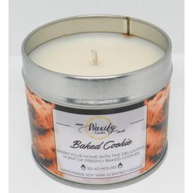 image-Baked Cookie Scented Jar Candle The Party Aisle