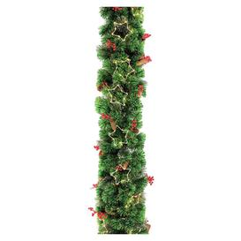 image-The Tree Company 1.8m Snow Tipped Brush Christmas Garland